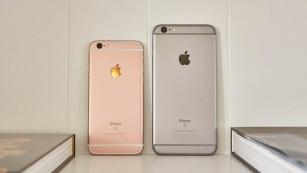 iPhone 6S und 6S Plus ©BILD