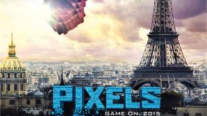 Pixels Poster ©Columbia Pictures
