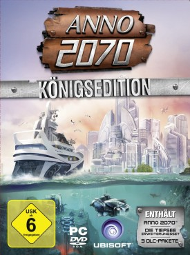 Mod: Anno 2170 A.R.R.C., Add-on erforderlich © Ubisoft