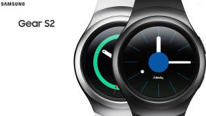 Smartwatch Samsung Gear S2 ©Samsung