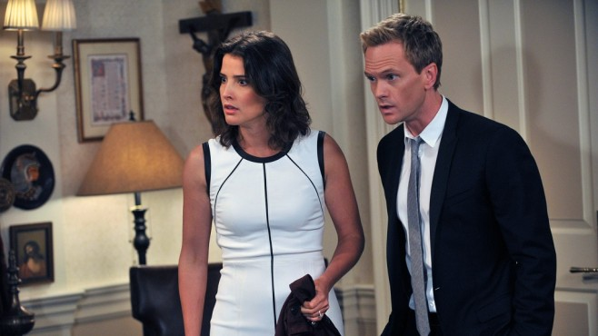 How I Met Your Mother: Cobie Smulders, Neil Patrick Harris © Twentieth Century Fox Film Corporation