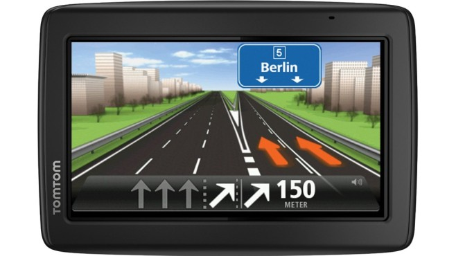Navi TomTom Start 25 M Europe Traffic © Amazon
