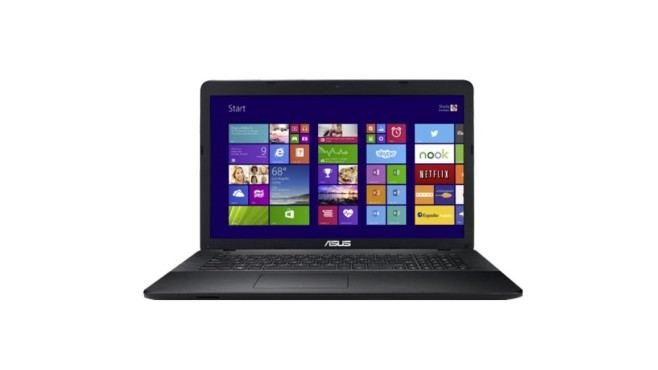 Asus F751MA-TY256T ©Asus