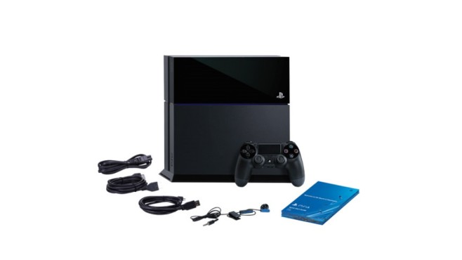 Sony PlayStation 4 (500 GB) © Sony