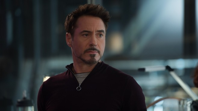 "Robert Downey Jr. in ""Avengers: Age of Ultron"" © Marvel"