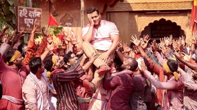 "Salman Khan in ""Bajrangi Bhaijaan"" © Eros International"