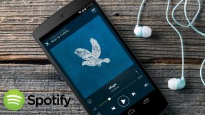 Spotify auf dem Smartphone ©Spotify, Monika Wisniewska - Fotolia.com