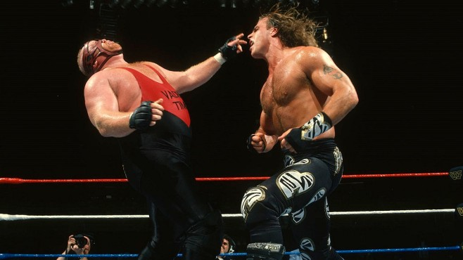 SummerSlam 1996: Vader, Shawn Michaels © WWE, Inc.