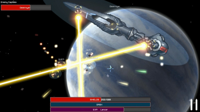Embersol – Mercenaries: Schlacht ©Sandglass Games