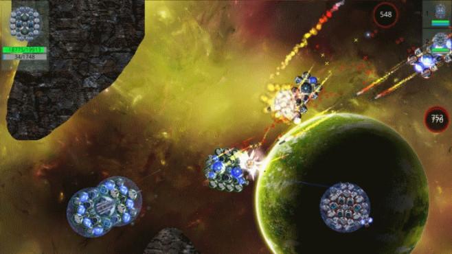 Modular Fleet: Planeten ©Alexander Penkin