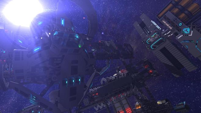 Starmade: Raumstation ©Schine GmbH