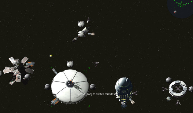 Transcendence: Raumstation ©Kronosaur Productions
