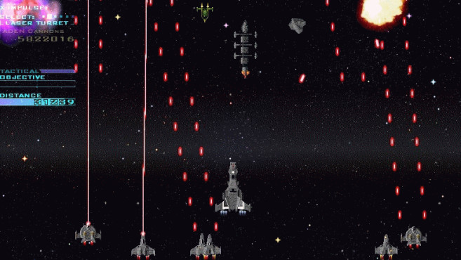 X-Bomber: Gefecht ©Piers Bell