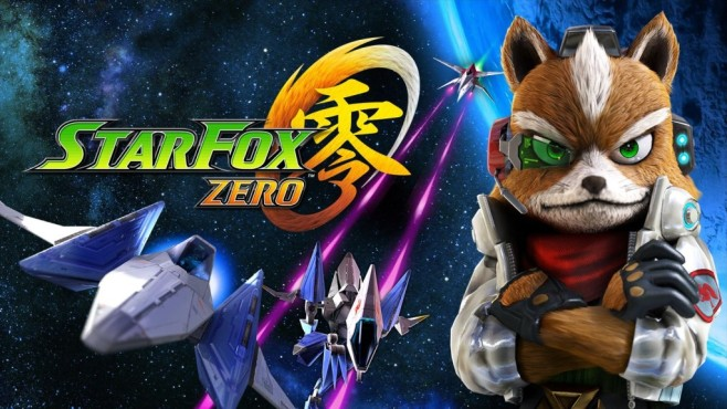 Star Fox Zero © Nintendo