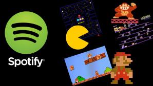 Pac-Man, Donkey Kong und Super Mario: Erkennen Sie die Klassiker an den Titelmelodien? ©Spotify, ©istock.com/ilbusca