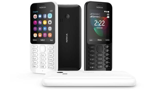 Microsoft Nokia 222 ©COMPUTER BILD