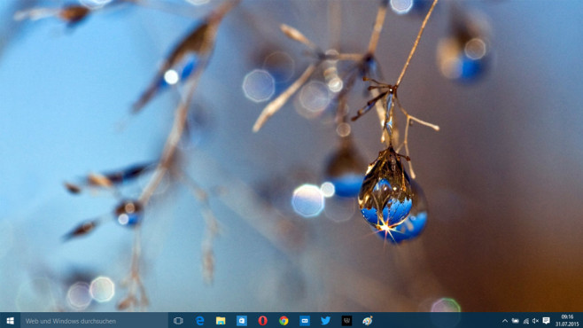 Platz 2: Windows 10 (Vormonat: Platz 6) © COMPUTER BILD