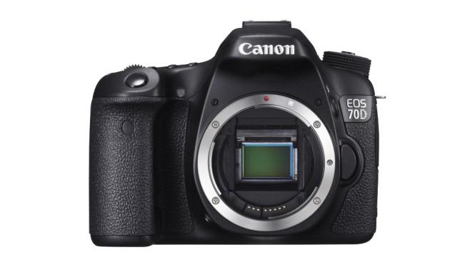 Canon EOS 70D Body ©Canon