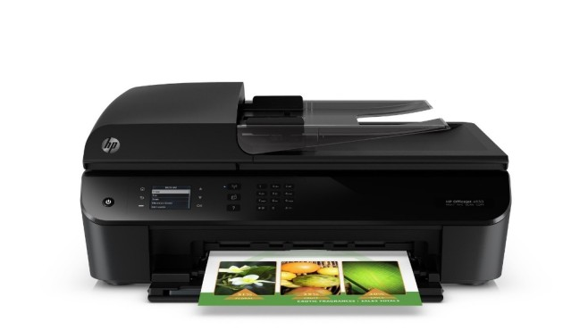 Hewlett-Packard HP OfficeJet 4636 e-All-in-One © Hewlett-Packard