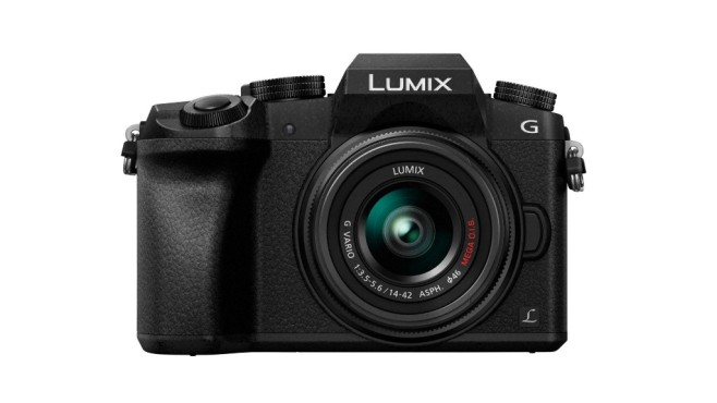 Panasonic Lumix G70 Kit 14-42 mm © Panasonic