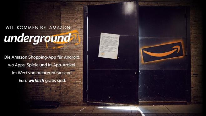 Amazon Underground ©Amazon
