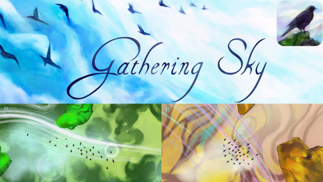 Gathering Sky © A Stranger Gravity, LLC