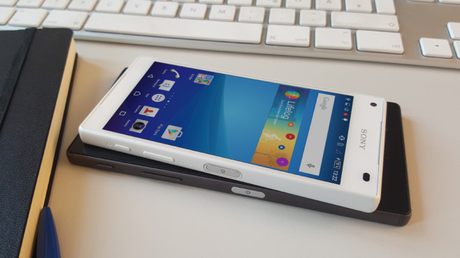 Sony Xperia Z5 Compact ©COMPUTER BILD