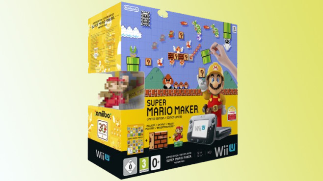 Wii U Bundle: Super Mario Maker © Nintendo