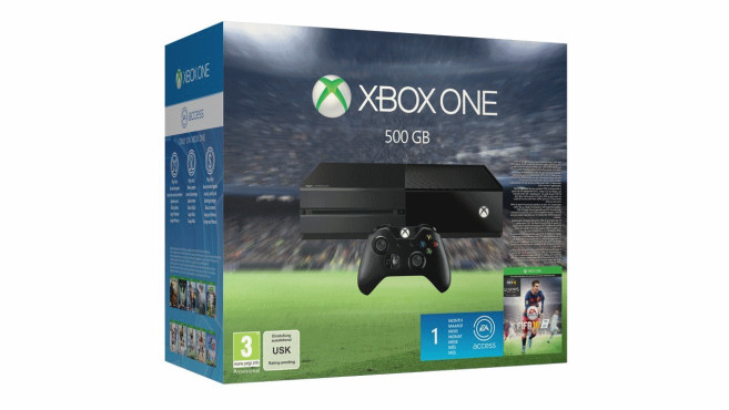 Xbox One Bundle: Fifa 16 © Microsoft