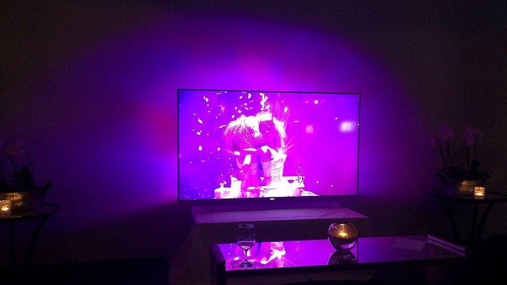 philips ambilux 65pus8901 audio video foto bild. Black Bedroom Furniture Sets. Home Design Ideas