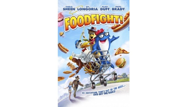 Foodfight! Cover © Viva Pictures