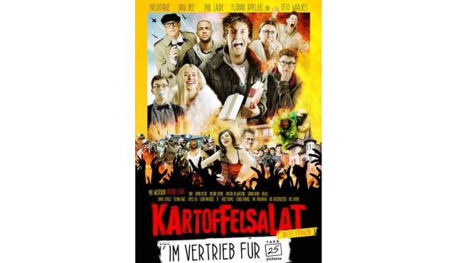 Kartoffelsalat Poster © Wild Bunch Germany