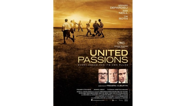 United Passions Poster © Leuviah-Films