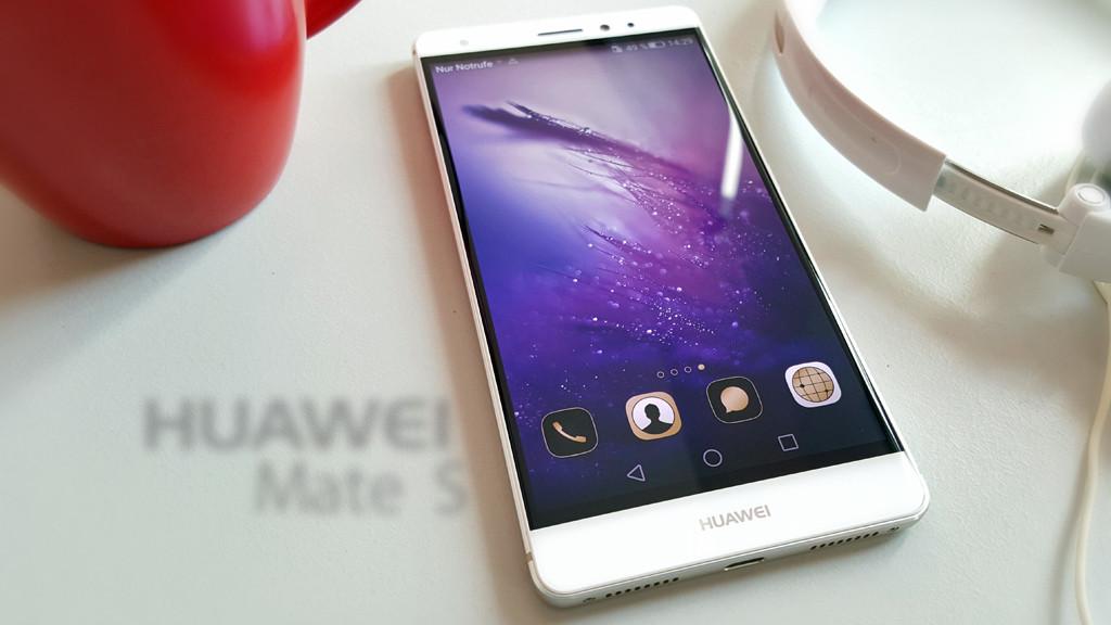 Huawei Mate S ©COMPUTER BILD