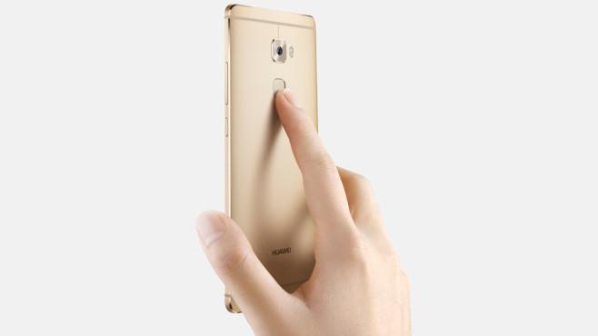 Huawei Mate S ©Huawei
