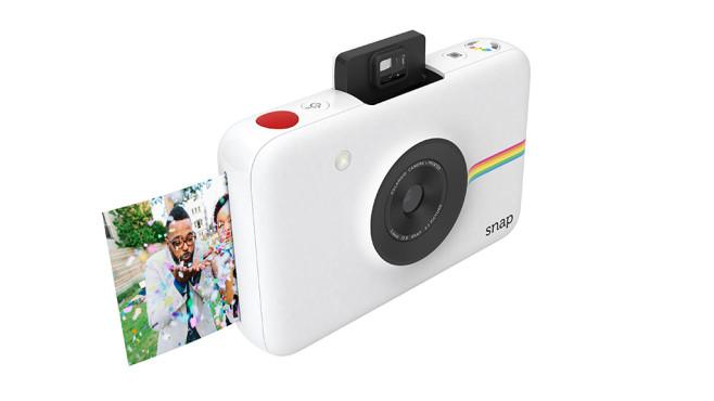 polaroid snap kult kamera druckt audio video foto bild. Black Bedroom Furniture Sets. Home Design Ideas
