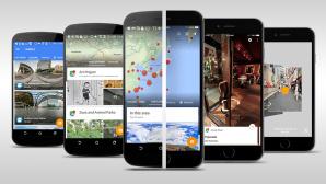 Google Street View für Android ©Google