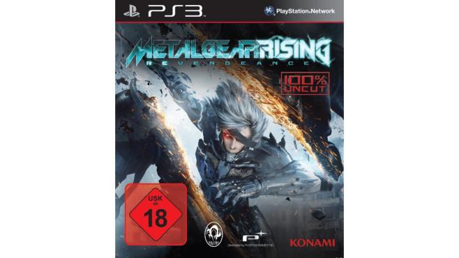 Metal Gear Rising: Revengeance ©Konami
