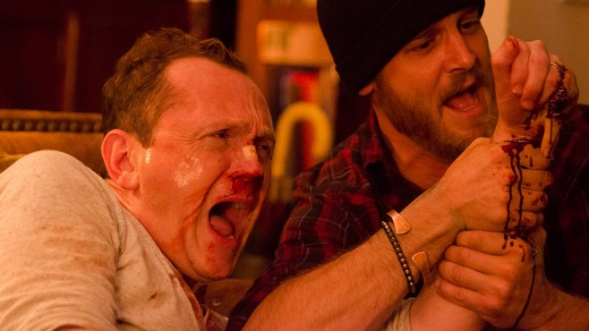 Cheap Thrills: Pat Healy, Ethan Embry © Koch Media