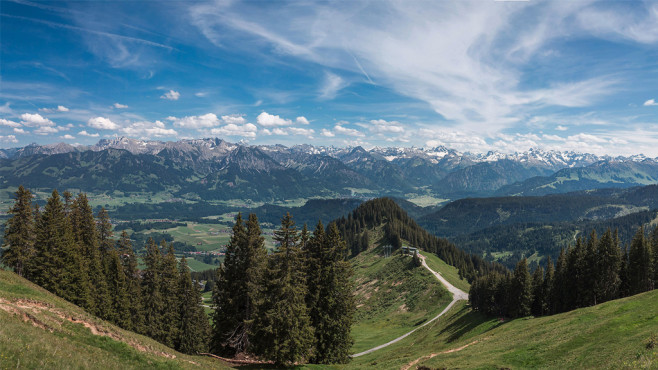 Allgäuer Alpen ©jedi310