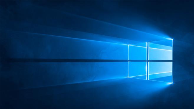 Die besten Wallpaper für Windows 10 ©Microsoft