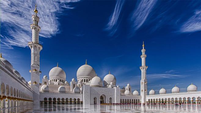 Grand Mosque ©athomae