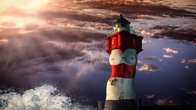 Leuchtturm ©mikeonwire