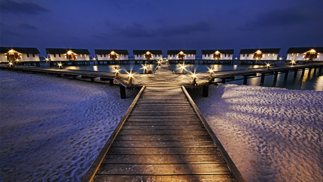 Maledives@Night © Real-Illusions