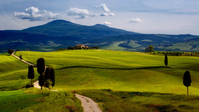 Val d'Orcia © nobile