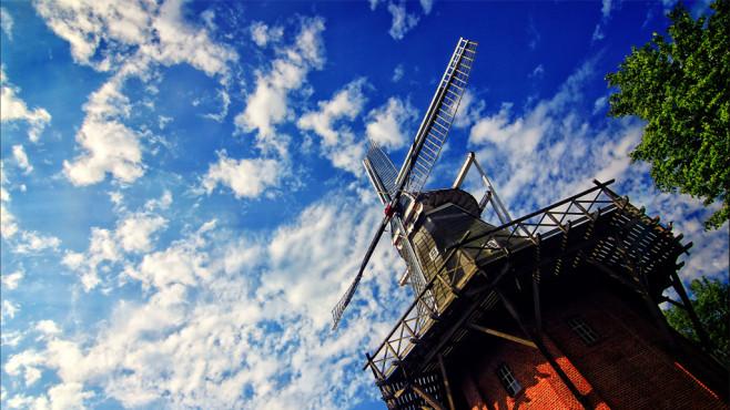Windmühle ©isajonas