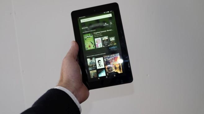 Amazon Fire HD: Tablets im ersten Test ©COMPUTER BILD