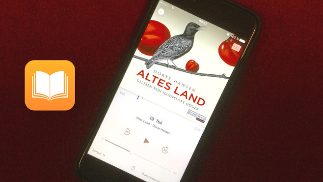 iBooks-App in iOS 9 © COMPUTER BILD