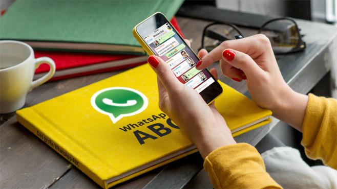 WhatsApp-ABC ©rh2010 - Fotolia.com, WhatsApp