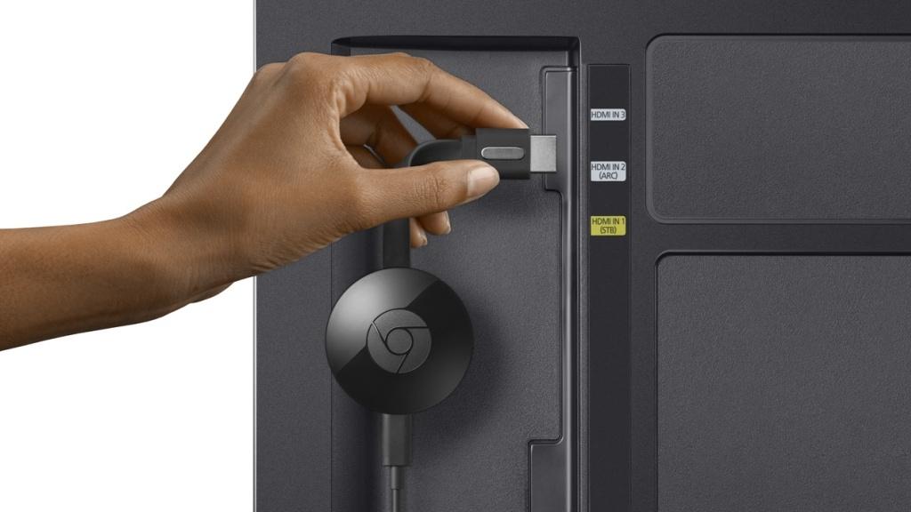 chromecast 2 test des streaming sticks audio video foto. Black Bedroom Furniture Sets. Home Design Ideas